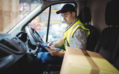 How To Become a Courier Driver UK